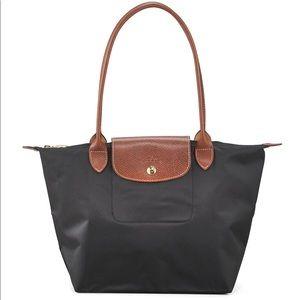 New Large Longchamp BLACK